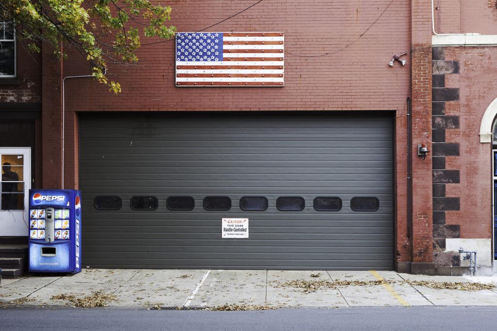 Firehouse, Reading PA, 2012