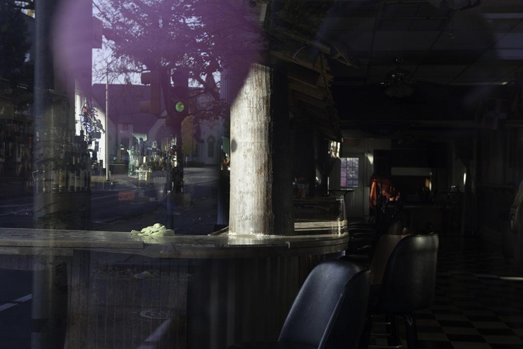 Bar Interior, Reading PA, 2013